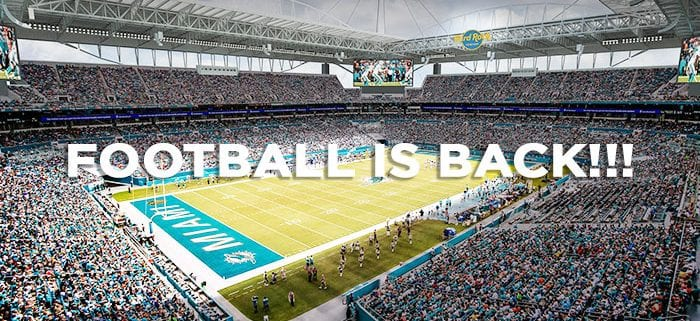 Football is Back in Miami Beach