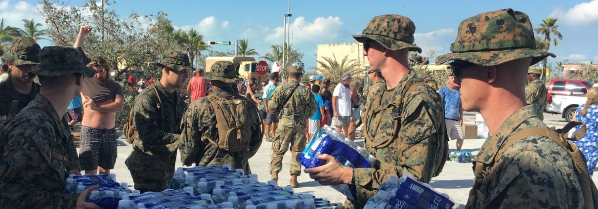 Miami Restaurants Help in Hurricane Irma Recovery Efforts