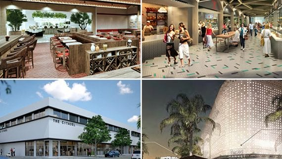 Food Halls In Miami