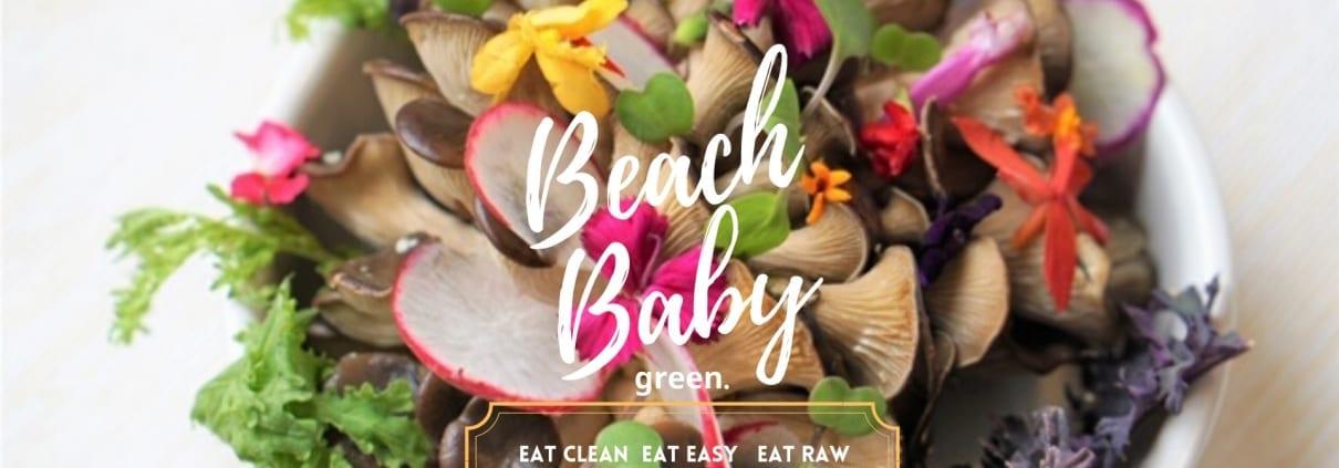 Beach Baby Green, a Raw Salad Subscription Service