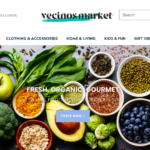 Support Local! Vecinos Market makes it Easy